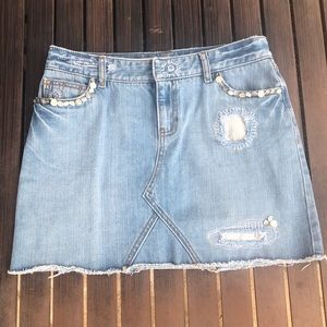 Vintage GAP denim skirt